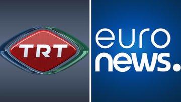 TRT-Euronews ortaklığı bozuldu