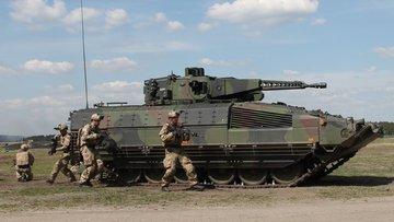 Almanya Türkiye'ye savunma sistemi satışını yasakladı