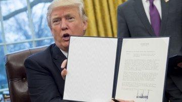 Trump yönetiminin yeni hedefi: 14 ticaret anlaşması ve ihaleler