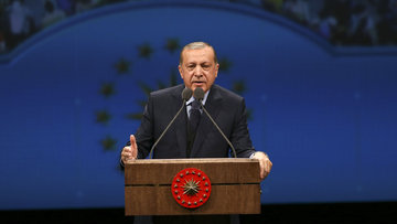 Erdoğan: Ben faize karşıyım, iyice inmesi lazım