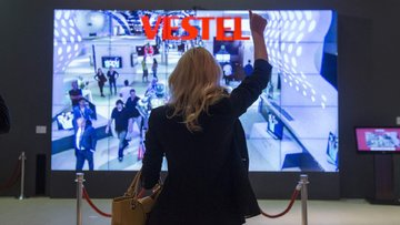 Vestel hisseleri ÖTV ve Toshiba'yla yükseldi