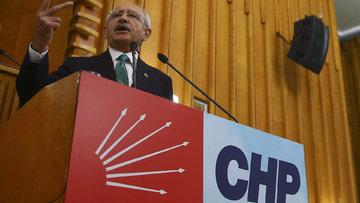 CHP, referandum iptalini resmen istedi