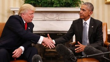Obama 20 Ocak'tan sonra ilk kez konuşacak