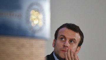 PİYASA TURU: Euroda Macron etkisi