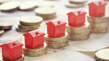 Konut satışlarında kredi payı 7 ayda 10 puan arttı