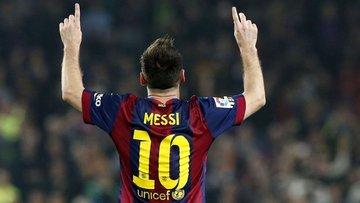 """İnfografik: Futbolun """"10 numarası"""" 500. golüne ulaştı"""