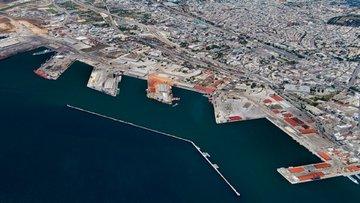 Selanik Limanı Alman fona geçti