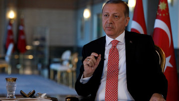 Cumhurbaşkanı Erdoğan: Zarrab babamın oğlu değil