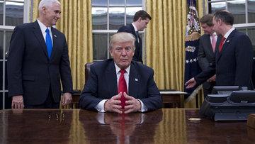 Trump'ın kırmızı butonu ne işe yarıyor?
