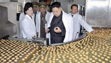 Trump'tan Kim Jong-Un'a: O tatlı zeki bir kurabiye