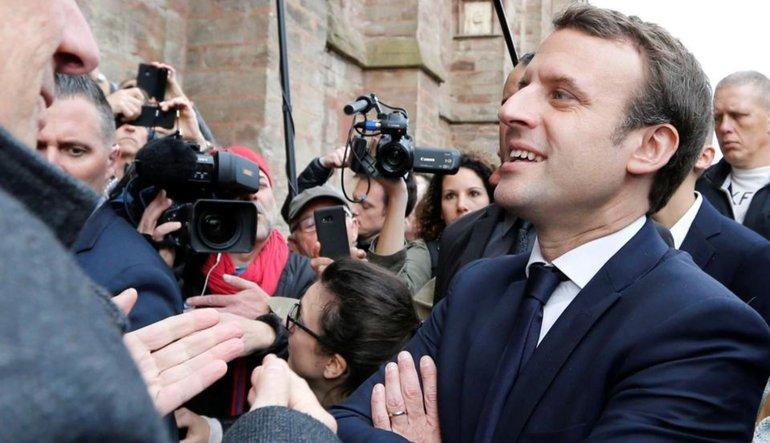 Fransa'nın yeni Cumhurbaşkanı: Macron