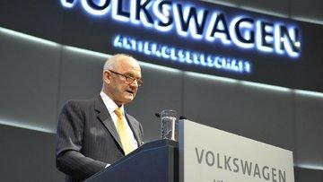 Volkswagen'in vârisi tüm hisselerini sattı