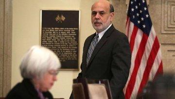 Bernanke'den piyasa yorumu: Şaşırdım