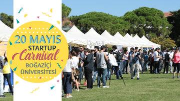 Startup Carnival Boğaziçi Üniversitesi'nde
