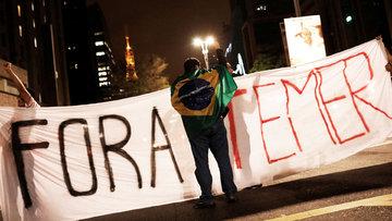 Brezilya piyasasını alt üst eden ses kaydı