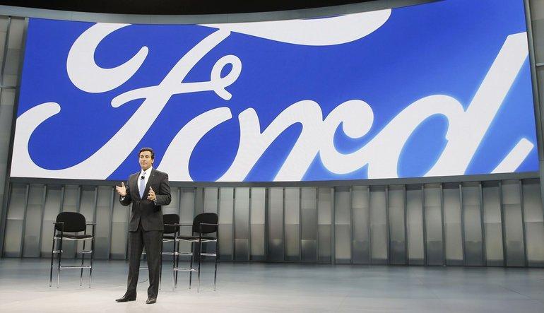 Ford CEO'su için yolun sonu