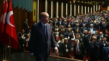 Erdoğan: Yüksek faiz bir sömürü aracı