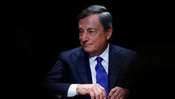 Draghi'den iyimser analiz
