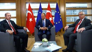 AB ile Türkiye arasında 'olumlu' temas