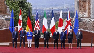 G7 Zirvesi'nde ortak açıklama