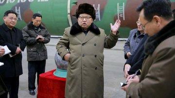 Pentagon'dan Kuzey Kore hamlesi