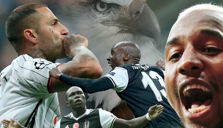 Infografik: Şampiyon Beşiktaş