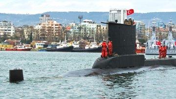 Türkiye'den milli denizaltı planı