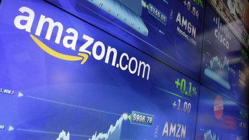 Amazon hisseleri rekor kırdı