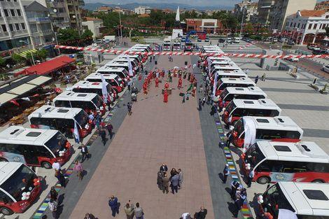 Türk otomotiv devi Kuzey Amerika'nın otobüslerini yapar mı?