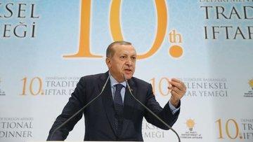 Cumhurbaşkanı Erdoğan Katar krizini yorumladı