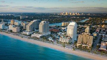 Miami'deki lüks projenin yüzde 25'i Türklere satıldı