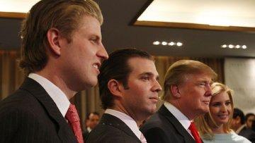 Trump ailesinden yeni skandal