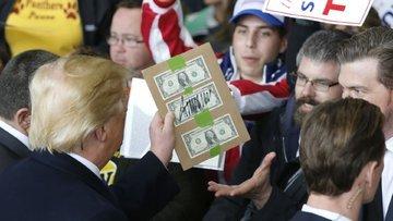 Doların yeni yolu: Trumping