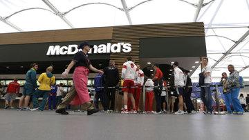 McDonald's olimpiyat sponsorluğundan çekiliyor
