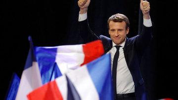 Fransa seçiminde tarihi sonuç