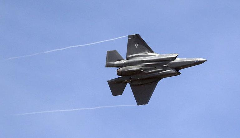 ABD ve Türkiye arasında F-35 anlaşması