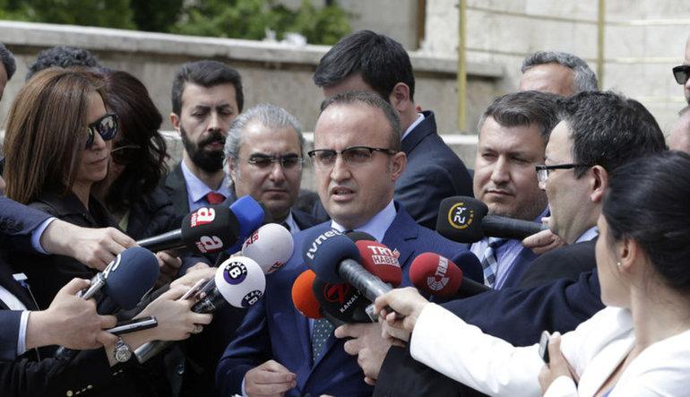 AK Parti/Turan: OHAL'i uzatma talebi gelirse görüşürüz