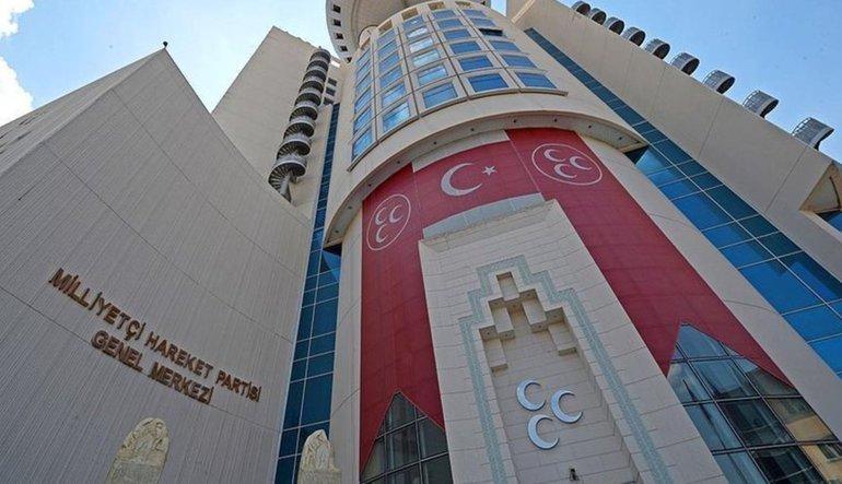 MHP'nin tüzük kurultayı iptal edildi