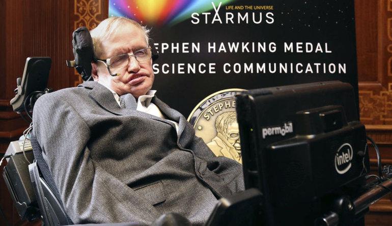Ünlü bilim insanı: İnsanoğlu dünyayı terk etmeli