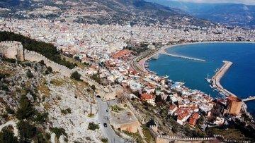 Antalya'da son 2 yılın rekoru