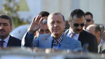Erdoğan: Suriye'nin kuzeyinde Kürt devletine izin vermeyiz