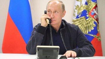 Putin Katar Emiri ile görüştü