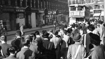 İngiltere Merkez Bankası'nda 50 yıl sonra ilk grev