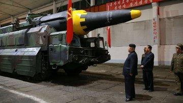 Kuzey Kore'nin füzesi Beyaz Saray'ı vurabilir mi?