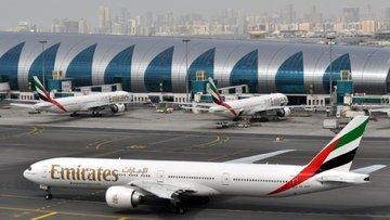 Emirates'e yönelik yasak da kalktı