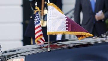 ABD ile Katar'dan ortak bildiri