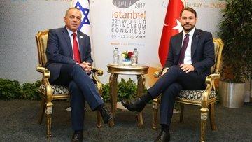 İsrail ve Türkiye görüşmelerde 'gaz'a basacak