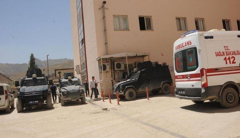 Hakkari'de bombalı saldırı