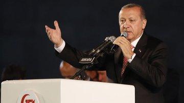 Cumhurbaşkanı Erdoğan, Körfez turuna çıkıyor