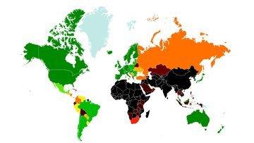 İnfografik: Pasaportun kadar gez
